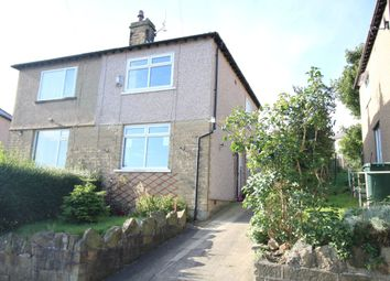Thumbnail 2 bed terraced house to rent in Broomhill Avenue, Keighley