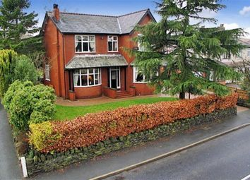 Thumbnail 5 bed detached house for sale in Chapeltown Road, Bromley Cross, Bolton