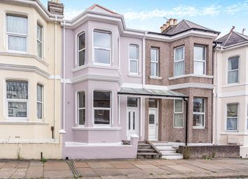 Thumbnail 3 bed terraced house for sale in Eton Place, Plymouth