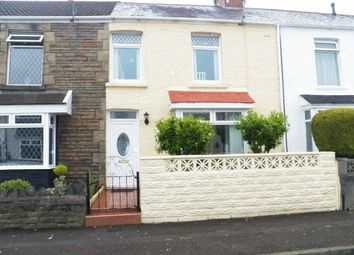 Thumbnail 2 bed terraced house to rent in Manor Road, Manselton, Swansea