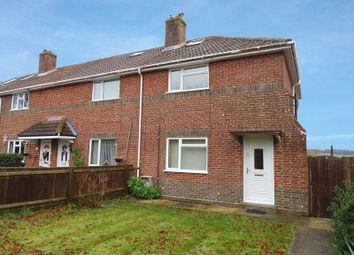 Thumbnail 2 bed end terrace house for sale in The Hollows, Wilton, Salisbury