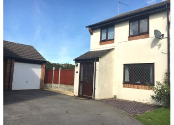 Thumbnail 3 bed semi-detached house for sale in Plattes Close, Swindon