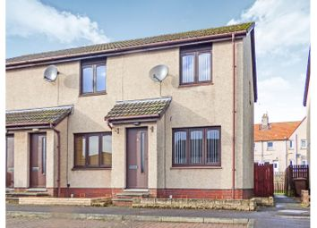 Thumbnail 2 bedroom end terrace house for sale in Meadows Court, Lochgelly