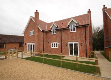 Thumbnail 2 bed semi-detached house for sale in Mill Street, Middleton, Saxmundham