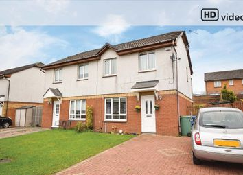 Thumbnail 3 bed semi-detached house for sale in Greenacres Drive, Darnley, Glasgow