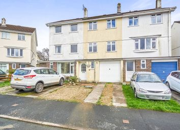 Thumbnail 3 bed terraced house for sale in Trematon Drive, Ivybridge