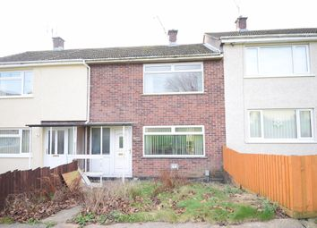 Thumbnail 2 bed terraced house for sale in Chestnut Green, Upper Cwmbran, Cwmbran