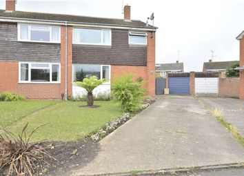Thumbnail 3 bed semi-detached house for sale in Denley Close, Bishops Cleeve