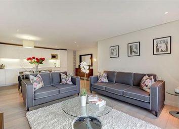 Thumbnail 3 bedroom flat to rent in 4B Merchant Square, Merchant Square East, London