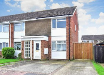 Thumbnail 2 bed end terrace house for sale in Avalon Way, Worthing, West Sussex