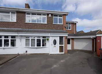 Thumbnail 4 bed semi-detached house for sale in Harcourt Drive, Gornal, Dudley