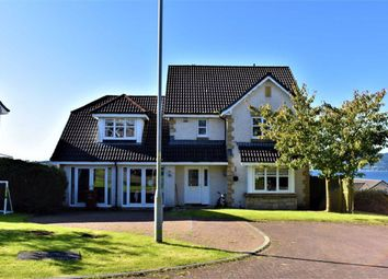 Thumbnail 5 bed detached house for sale in 27, Teal Drive, Inverkip