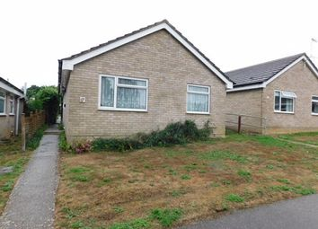 Thumbnail 3 bed detached bungalow for sale in Primrose Way, Needham Market, Ipswich