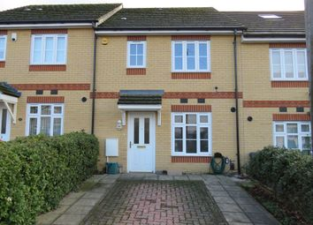 Thumbnail 3 bed terraced house for sale in Rivermead Road, Oxford