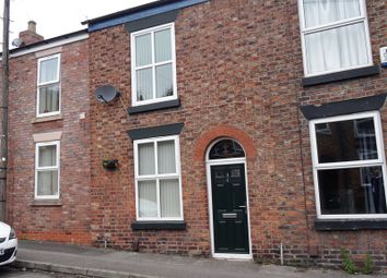 Thumbnail 3 bed terraced house for sale in Ryle Street, Macclesfield, Cheshire