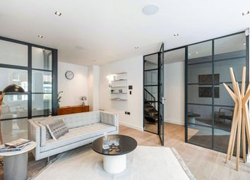 Thumbnail 4 bed mews house to rent in Oldbury Place, Marylebone, London
