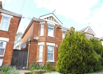Thumbnail 2 bedroom flat for sale in Stanfield Road, Winton, Bournemouth