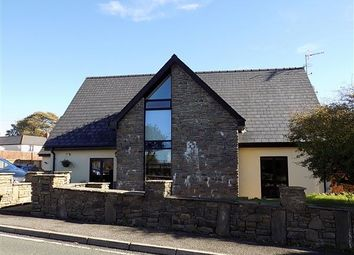 Thumbnail 4 bed detached house for sale in Llangynidr Road, Beaufort, Ebbw Vale