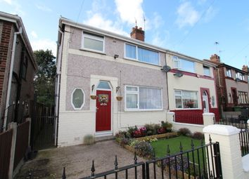 Thumbnail 3 bedroom semi-detached house for sale in Windsor Avenue, Litherland, Liverpool