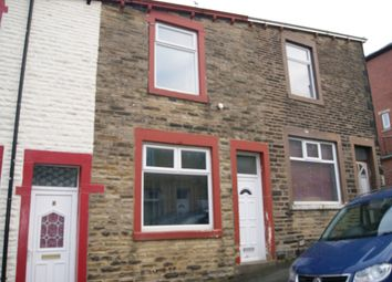 Thumbnail 2 bed terraced house for sale in Burlington Street, Nelson, Lancashire