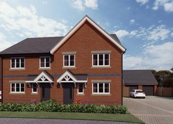3 bed semi-detached house for sale in Hallgate Fields, Green Lane, Lower Pilsley, Chesterfield S45