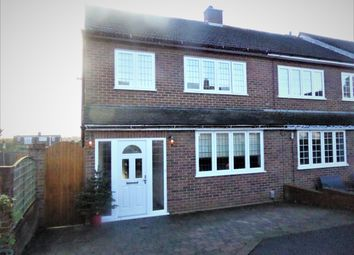 Thumbnail 3 bed end terrace house for sale in Spencer Avenue, Cheshunt