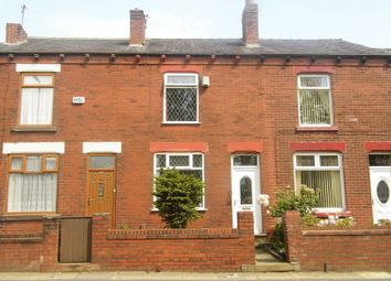 Thumbnail 2 bed terraced house for sale in Park Road, Westhoughton, Bolton