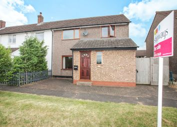 Thumbnail 3 bed end terrace house for sale in The Ryelands, Lawford Heath, Rugby