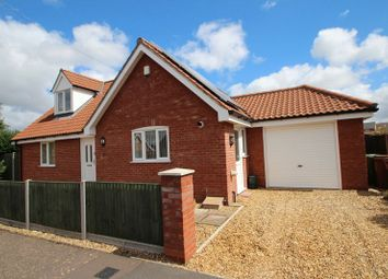 Thumbnail 3 bed property for sale in Bramble Avenue, Hellesdon, Norwich