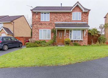 Thumbnail 3 bed detached house for sale in Manxman Road, Blackburn