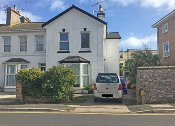Thumbnail 2 bed flat for sale in 30 Conway Road, Paignton, Devon