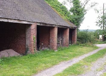 Thumbnail 3 bed barn conversion for sale in Draycott Road, Tean, Stoke-On-Trent