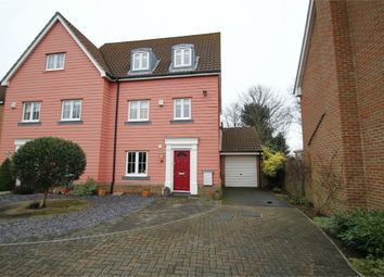 Thumbnail 3 bed end terrace house for sale in Murrills Road, Warren Heath, Ipswich, Suffolk