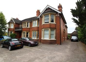 Thumbnail 1 bedroom flat to rent in Aylestone Hill, Hereford