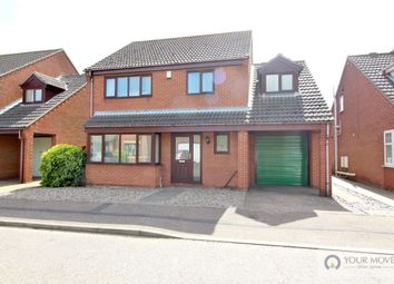 Thumbnail 5 bed detached house for sale in Burnet Road, Bradwell, Great Yarmouth