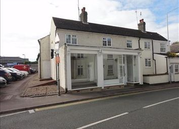 Thumbnail Retail premises for sale in 26 & 28 Field Street, Shepshed, Loughborough, Leicetershire