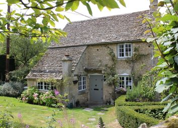 Thumbnail 1 bed cottage to rent in Taynton, Burford