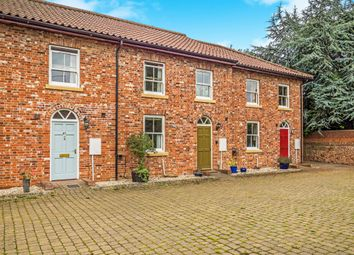 Thumbnail 3 bed terraced house for sale in Station Road, Foulsham, Dereham