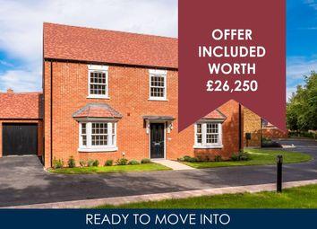 "Thumbnail 5 bed detached house for sale in ""Barford"" at Flux Drive, Deddington, Banbury"