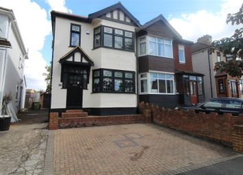 3 bed semi-detached house for sale in Vicarage Road, Hornchurch RM12
