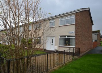 Thumbnail 3 bed terraced house for sale in Viking Way, Renfrew