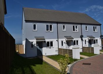 Thumbnail 3 bed end terrace house for sale in North Pool Close, Lower Broad Lane, Redruth