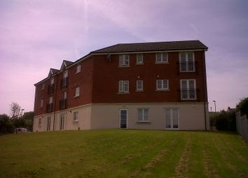 Thumbnail 2 bed flat to rent in Skylark Road, North Cornelly