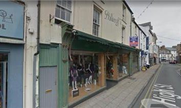 Thumbnail Retail premises for sale in Druid House, 61-65 High Street, Pwllheli, Gwynedd