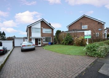 Thumbnail 4 bed detached house for sale in Richmond Close, Whitefield, Manchester
