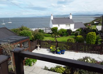 Thumbnail 2 bed flat to rent in Moelfre, Anglesey