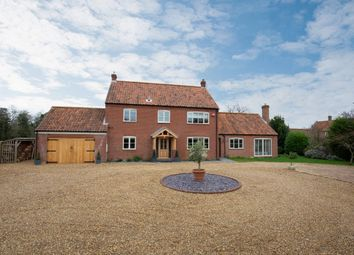 Thumbnail 5 bed detached house for sale in Parsons Lane, Stanhoe, King's Lynn