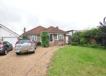 Thumbnail 3 bed detached bungalow for sale in Chertsey Lane, Staines Upon Thames, Surrey