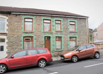 4 bed end terrace house for sale in Jones Street, Blaenclydach, Tonypandy CF40