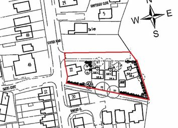 Thumbnail Land for sale in Station Road, Purton, Wiltshire